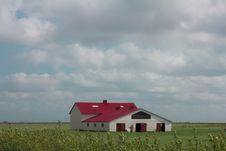 Free Modern Farm Royalty Free Stock Image - 21179976
