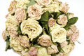Free Dried Bouquet Of Roses Stock Images - 21189074