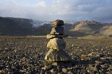 Free Stone Pile Stock Image - 21180001