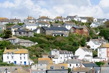 Free Port Isaac Royalty Free Stock Photography - 21180637