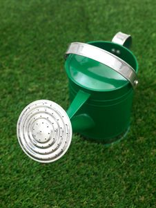 Free Watering Can Stock Photography - 21181582