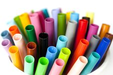 Free Colorful Pens Stock Photos - 21181903