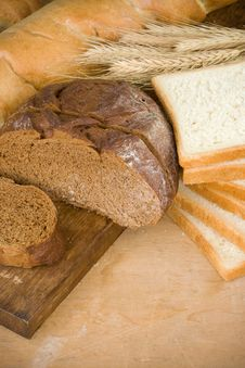Free Bakery Products And Grain Stock Image - 21182011