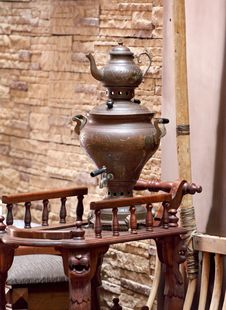 Free Samovar Royalty Free Stock Images - 21182749