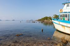 Free Boat At Chang Island, Thailand Stock Photos - 21183013