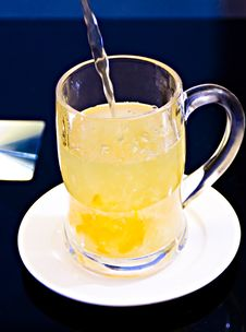 Cold Drinks Stock Photography