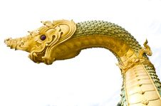 Free King Of Naga Royalty Free Stock Photos - 21183388