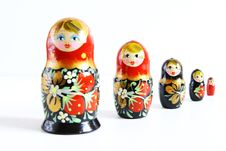 Free Matreshka Stock Images - 21185004
