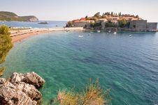 Free Sveti Stefan - Montenegro Stock Image - 21185321
