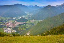 Free Mountains Alps, Slovenia Stock Image - 21185451