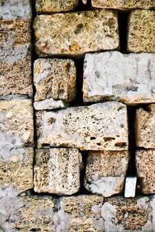 Free Brickwall Royalty Free Stock Image - 21185616