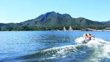 Free Landscape Of Lake Royalty Free Stock Image - 21185676