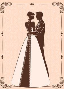 Free Beautiful Bride And Groom Stock Image - 21185841