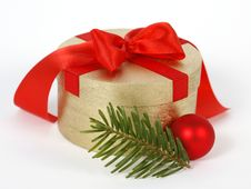 Free The Gift Stock Photo - 21187290