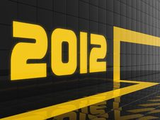 Free 2012 Year Stock Photos - 21188123