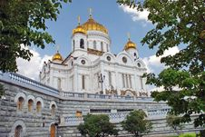 Free The Cathedral Of Christ The Saviour Royalty Free Stock Images - 21188439
