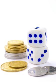 Free Items For Gambling Stock Images - 21188504