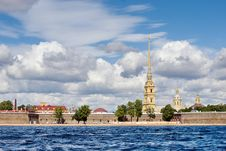 Free Peter And Paul Fortress Stock Photos - 21188533
