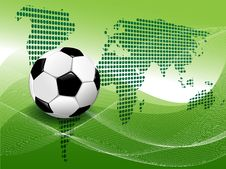 Free Soccer Royalty Free Stock Photography - 21188817