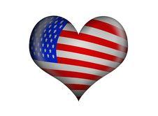 Free Love America Royalty Free Stock Image - 21189126