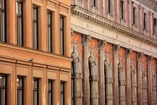 Free Facades Royalty Free Stock Images - 21189739