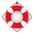 Free Life Buoy Royalty Free Stock Images - 21192069