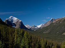 Free Mountain Scenery Royalty Free Stock Photography - 21190867
