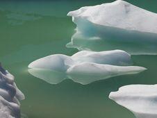 Free Floating Ice Stock Image - 21190881