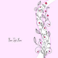 Free Valentine Background Stock Images - 21191174