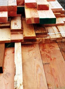 Lumber Royalty Free Stock Photos