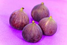 Free Fresh,ripe Figs,a Close Up Shot Royalty Free Stock Images - 21192719