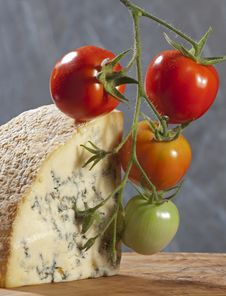 Free Blue Cheese Royalty Free Stock Image - 21194506