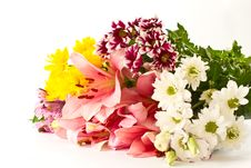 Free Beautiful Bouquet Royalty Free Stock Images - 21194999