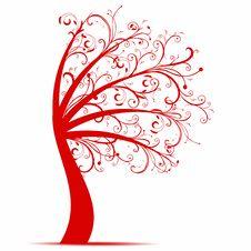 Free Art Tree Stock Photo - 21195570