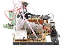 Printed-circuit Board Stock Images