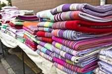 Free Cotton Cloth Stock Photography - 21196692