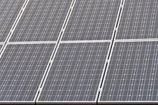 Free Solar Panels Royalty Free Stock Photo - 21196975