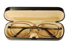 Free Glasses Royalty Free Stock Image - 21197626