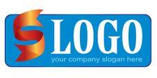 Free Ribbon Logo Stock Images - 21198754