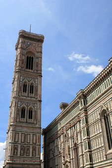 Free Florence Cathedral Royalty Free Stock Photography - 21199547