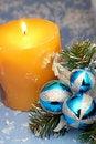 Free Burning Candle Royalty Free Stock Photography - 2120767