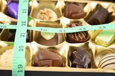 Chocolate Box 2 Royalty Free Stock Image