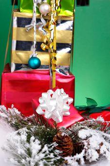 Free Gift Pyramid Stock Photos - 2120653