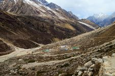 Free Lost In Himalayas Stock Photos - 2121313