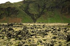 Free Volcanic Landscape Royalty Free Stock Photos - 2121528