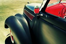 Free Classic American Hotrod Car Royalty Free Stock Photos - 2121928