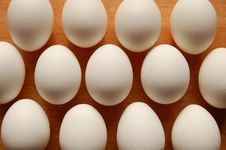 Eggs Patern Royalty Free Stock Image