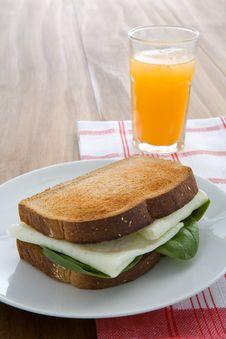 Free Egg White Sandwich Stock Photos - 2123073