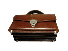 Briefcase (case) Isolated Royalty Free Stock Image