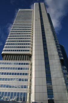 Free Tower Dresdner Bank Stock Photo - 2123310